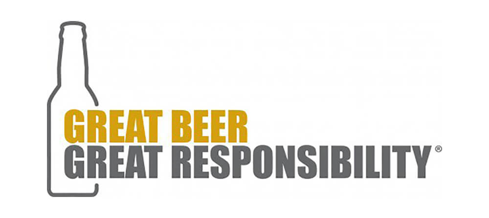 Great Beer Great Responibility logo