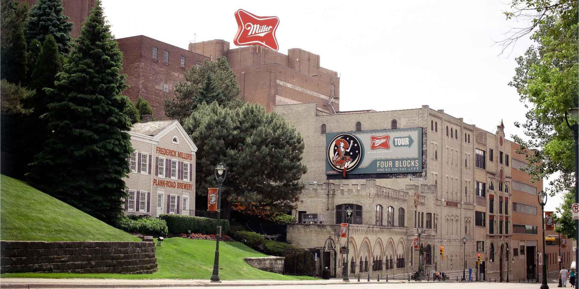 Miller Tours Building