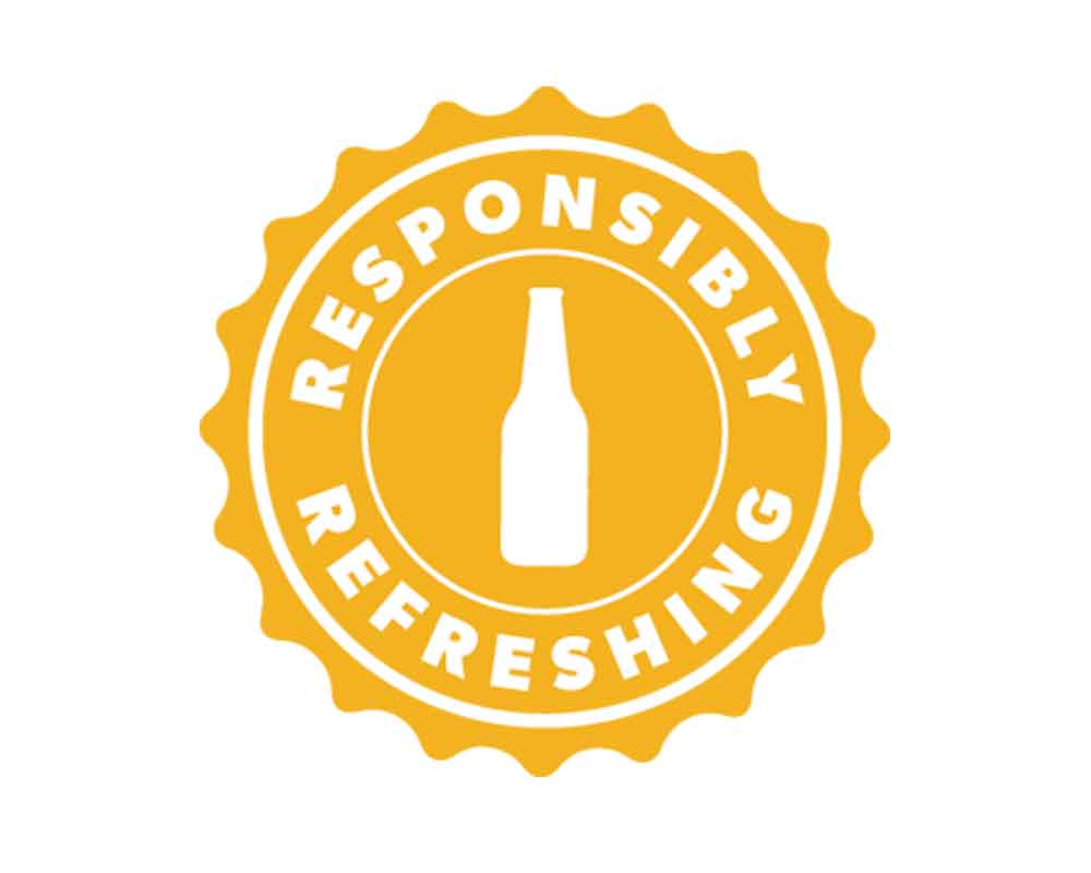 Responsibly Refreshing Logo