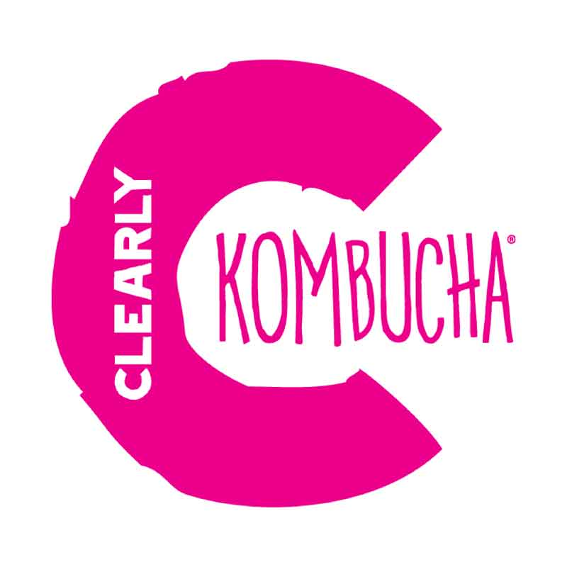 Clearly Kombucha Logo