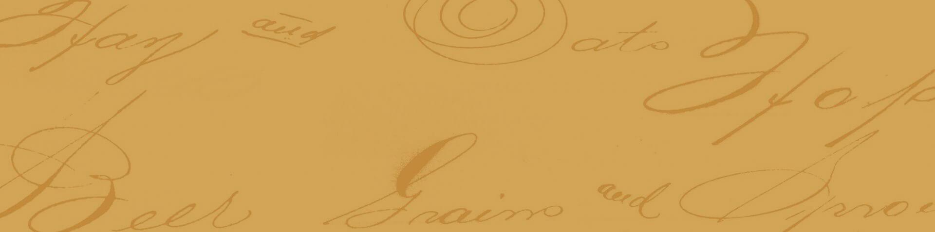 Script decorative background