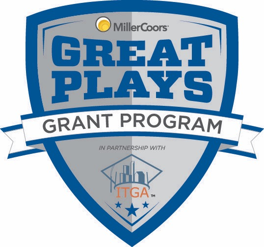 Great Plays Grant Program logo