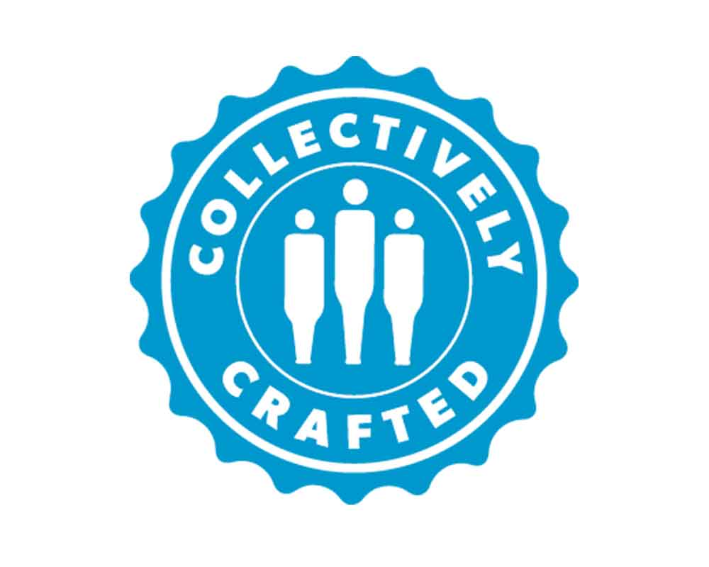 Collectively Crafted logo