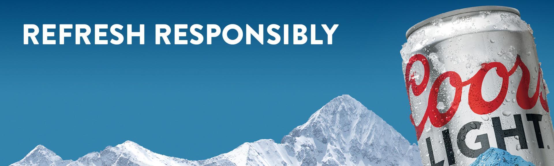 Refresh Responsibly