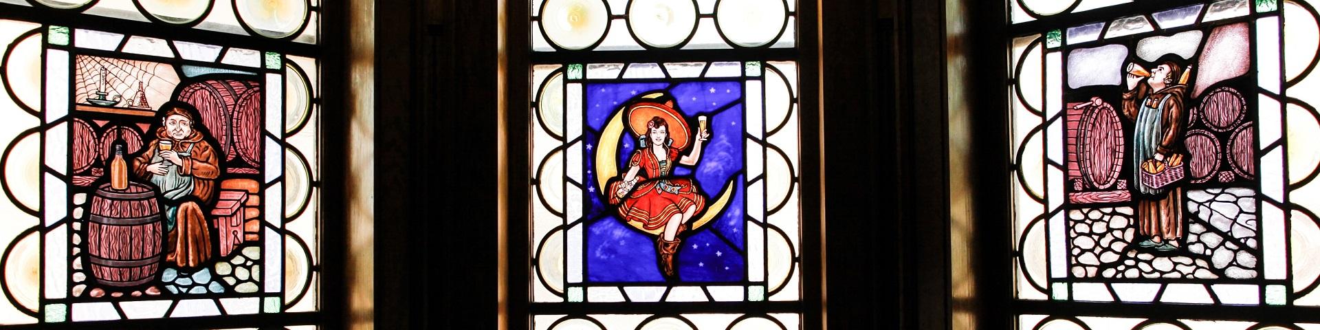 Miller Inn Glass Image