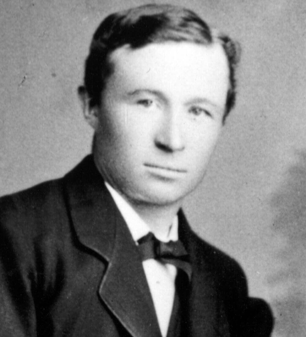 Young Adolph Coors Sr.