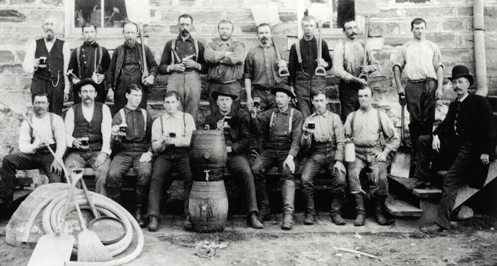 Spring Brewery Workers