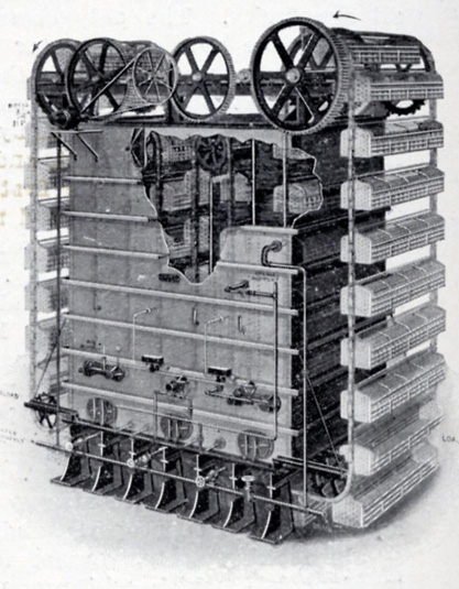 Miller pasteurized machine