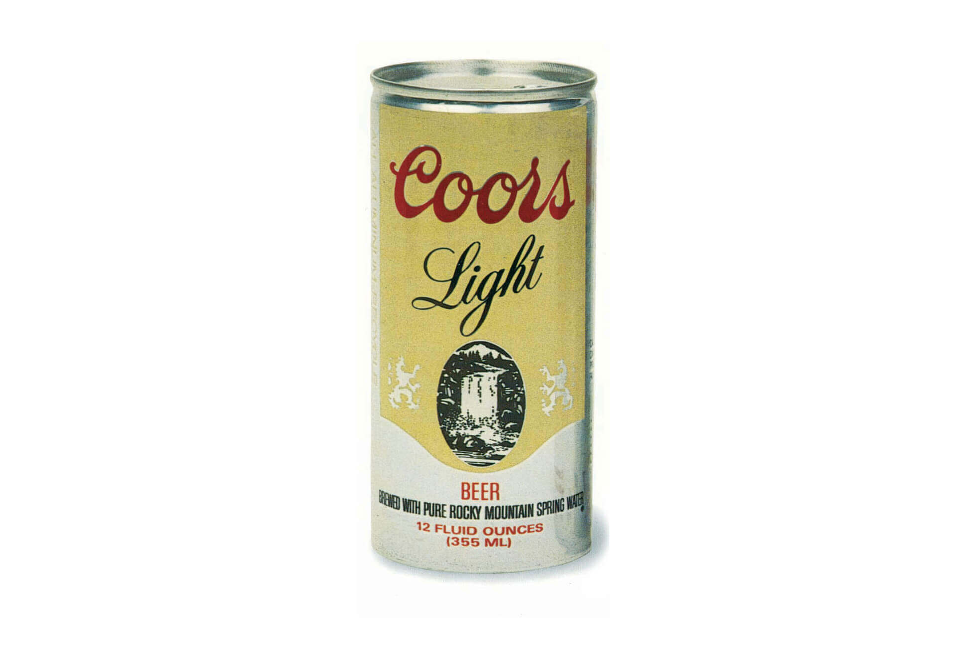 Coors Light Buff can