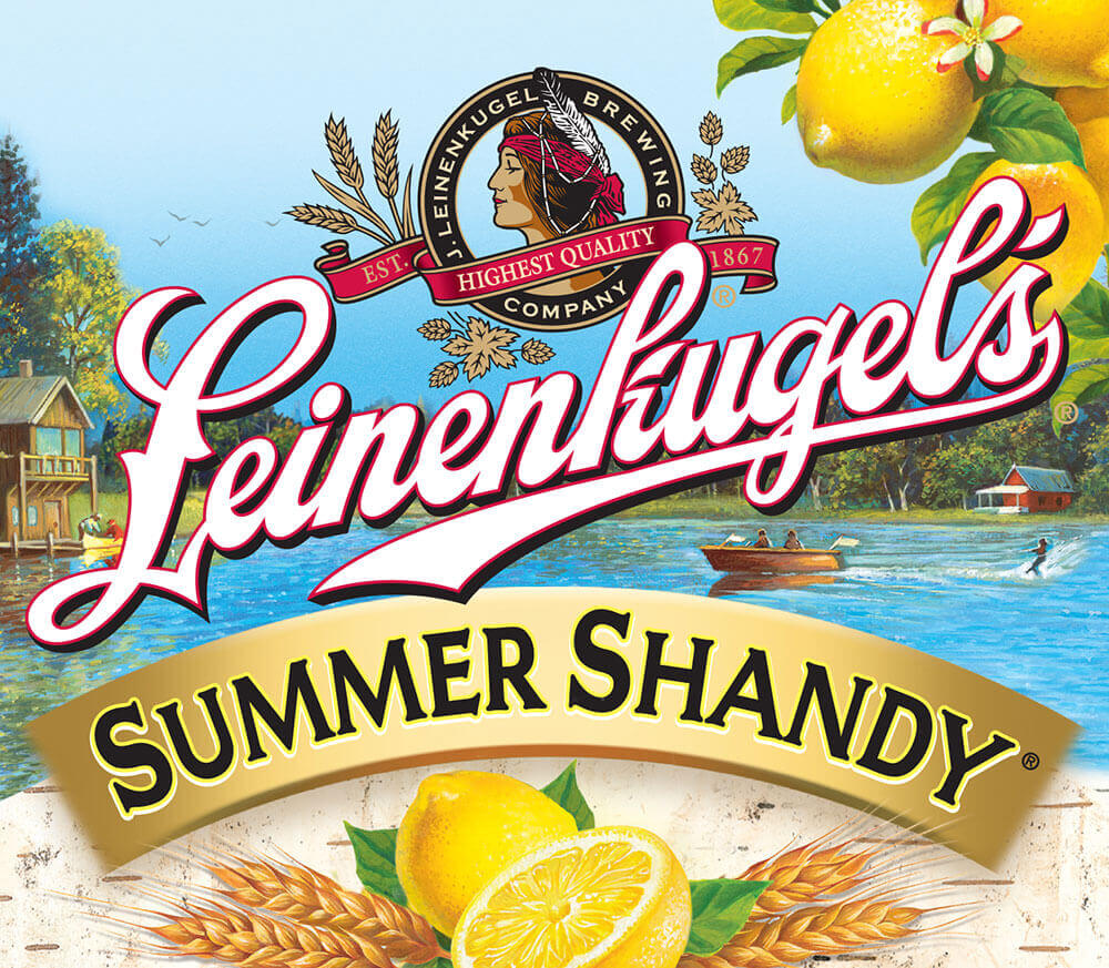Leinenkugel's Summer Shandy label