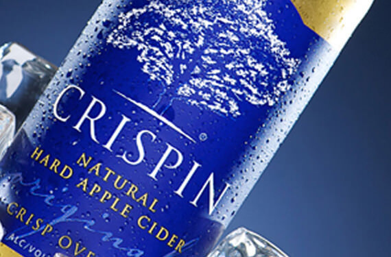Crispin Cider Label