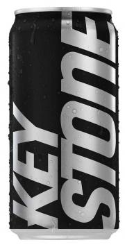 Keystone V9 beer can