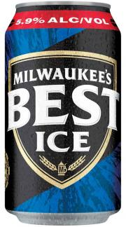Milwaukee's Best Ice beer can
