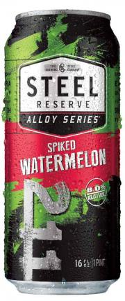 Steel Reserve Spiked Watermelon Can