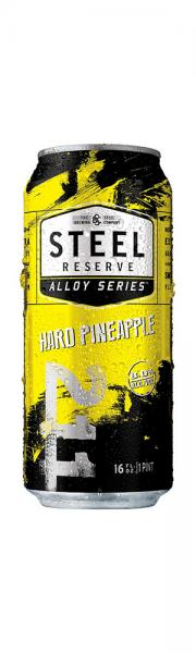 Steel Reserve Hard Pineapple Can