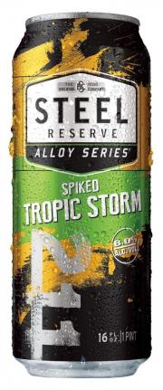 Steel Reserve Tropic Storm Can