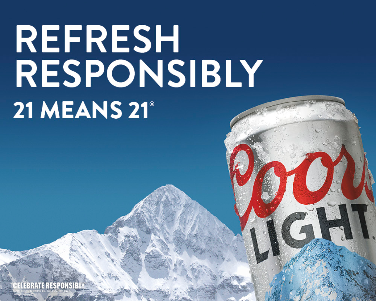 refresh responsibly