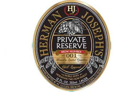 View Herman Joseph's Private Reserve details