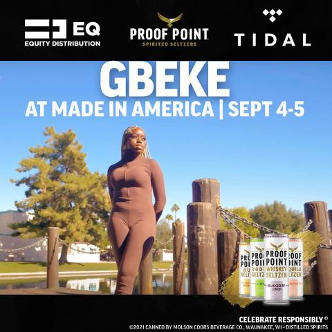 Who else is hyped to catch @gb3ke live on the @tidal Stage at @miafest?!